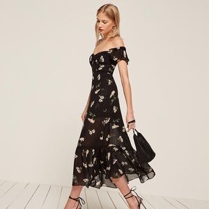 Reformation Tropica Dress
